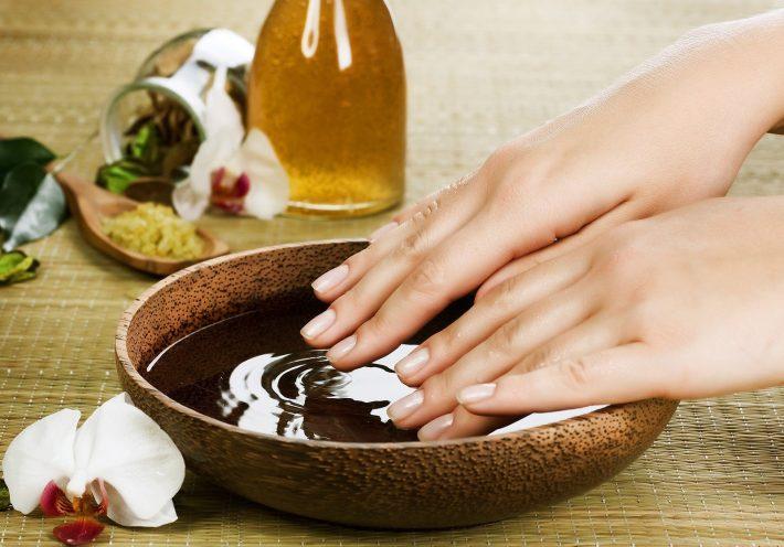 Кокосовое масло против грибка ногтей на ногах