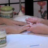 кокосовое масло для ногтей