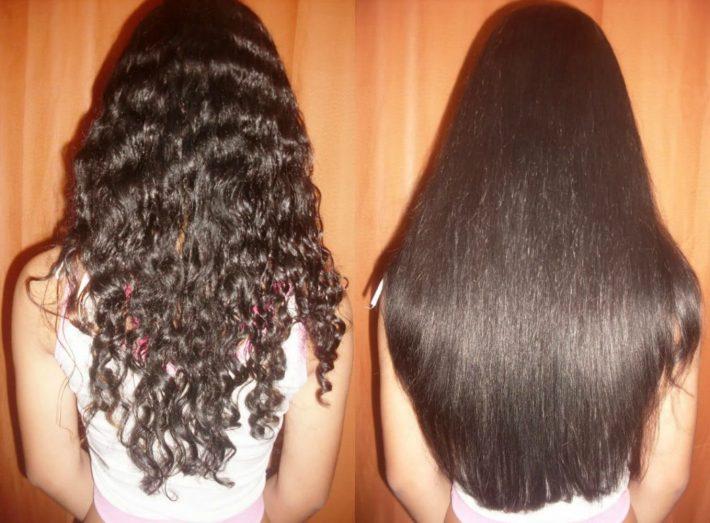 Льняное масло волосы смывать