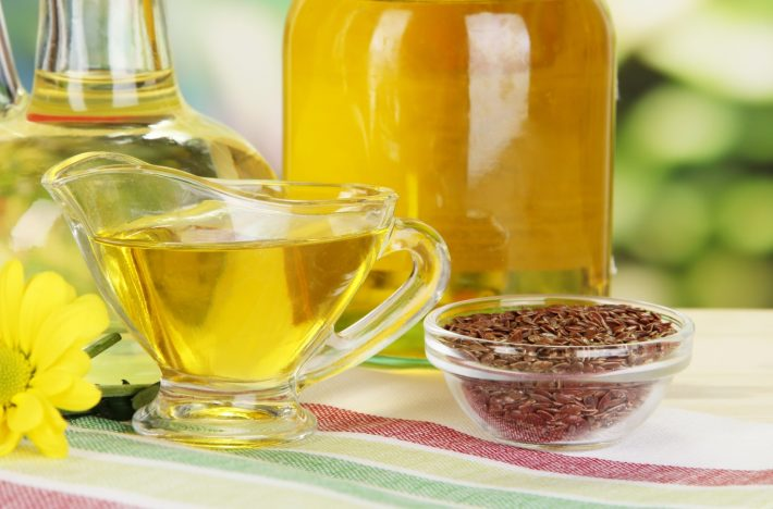 льняное масло от холестерина как принимать