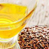 льняное масло при запоре