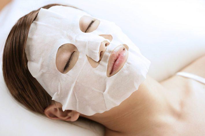 Репейное масло для лица от морщин маски