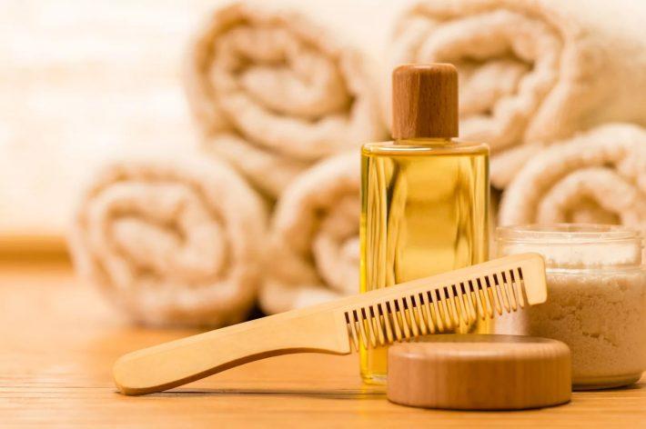 Персиковое масло для волос польза