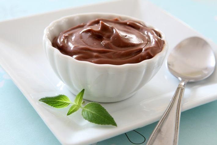 Крем с какао для торта на воде