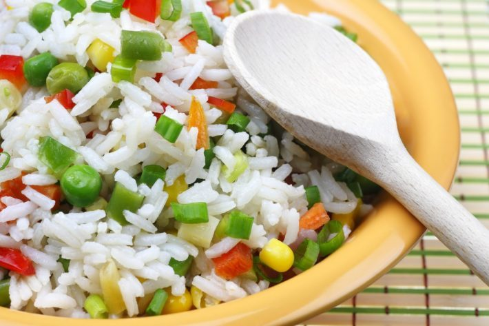 С чем можно сочетать рис для похудения