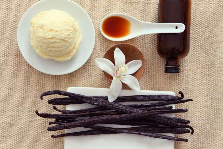 ваниль в кулинарии