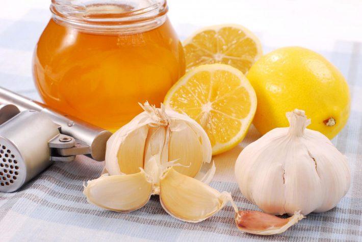 Настойка из чеснока и лимона для иммунитета