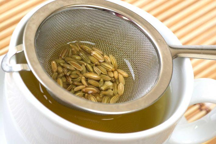 чай из фенхеля для новорожденных