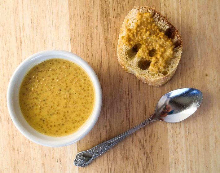 горчица по-дижонски рецепт