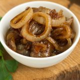 карамелизированный лук рецепт