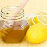 лимон хрен мед