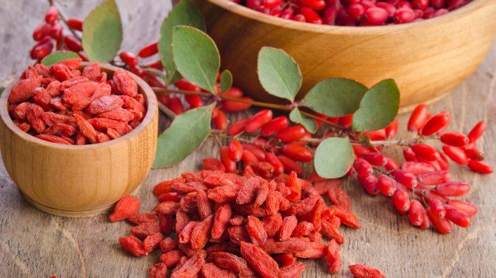 Барбарис – полезная ягода