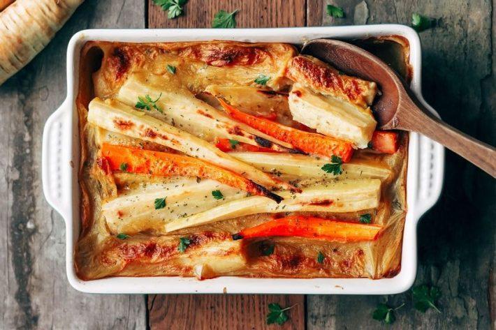 Блюда из пастернака рецепты с фото