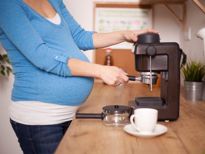 можно ли кофе беременным