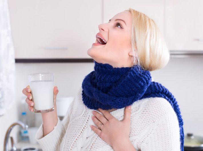 сода при беременности