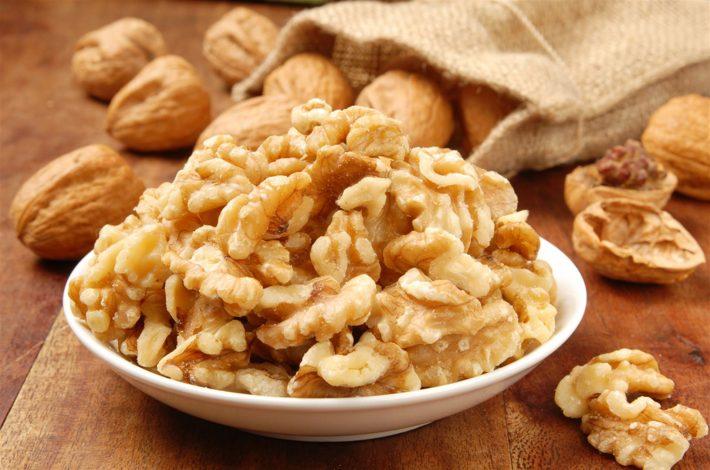 грецкие орехи при диабете