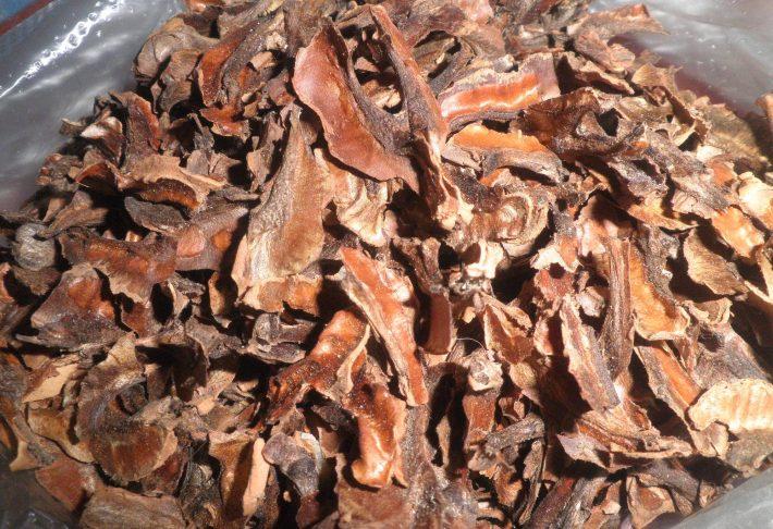 водка на грецких орехах