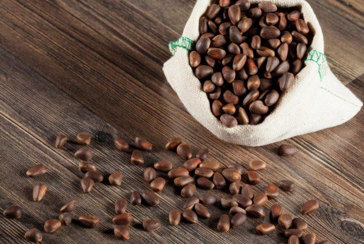 польза кедровых орехов для мужчин