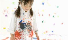 как отстирать водоэмульсионную краску