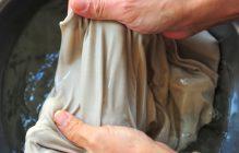 чем отстирать солярку с одежды
