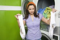 как отстирать плесень с одежды