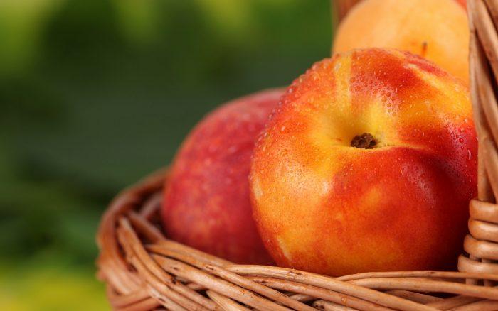 какие витамины в нектарине