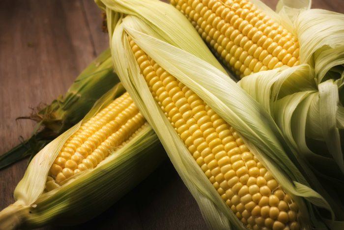 какие витамины в кукурузе