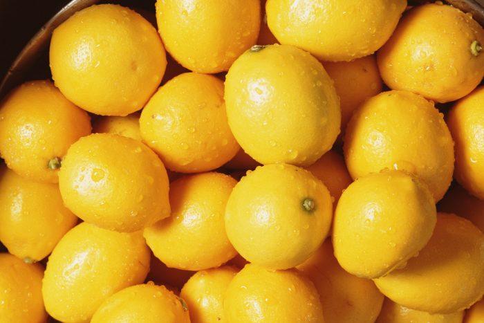 какие витамины в лимоне