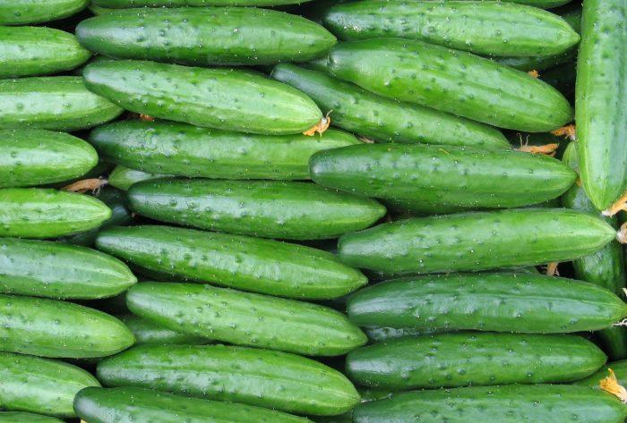 какие витамины в огурцах