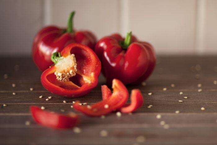 витамины в болгарском перце
