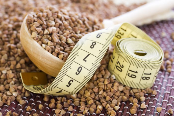 гречневая диета для похудения меню на 7 дней